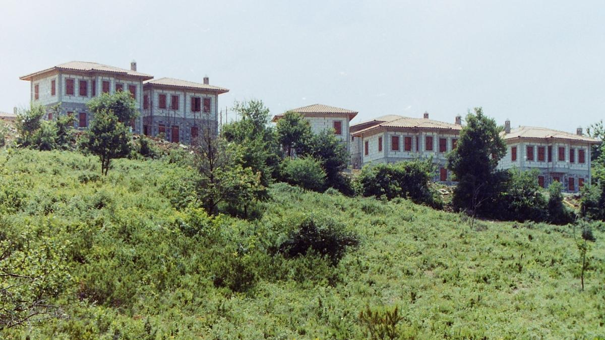 Hacimercan Houses