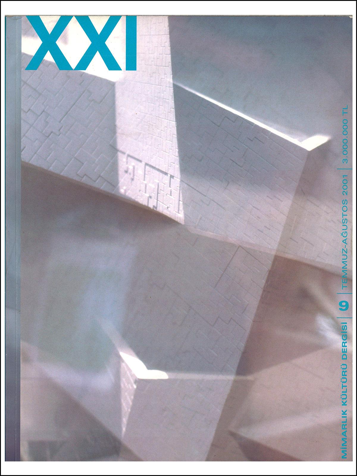 XXI Mimarlık Kültürü Dergisi